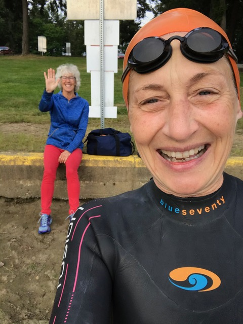 Celebrating 62 years; A 62 km. Triathlon
